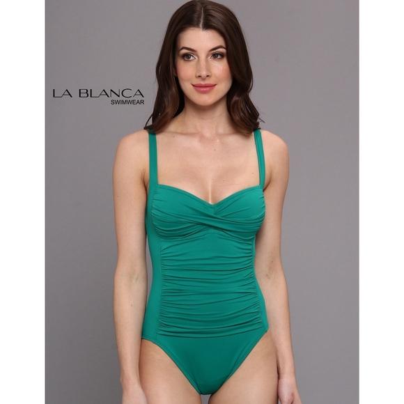 4a2d95ba859 La Blanca Swim | Island Goddess One Piece Suit | Poshmark